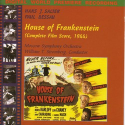 Salter / Dessau: House of Frankenstein