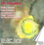 Maegaard, J.: Triptykon / Cello Concerto / Variations On A Recitative