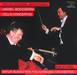 Haydn, F.J.: Cello Concertos Nos. 1 and 2 / Boccherini, L.: Cello Concerto No. 9