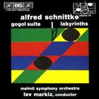 Schnittke - Gogol Suite; Labyrinths