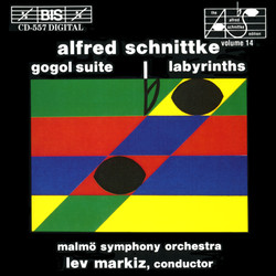Schnittke - Gogol Suite; Labyrinths