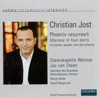 Jost, C.: Phoenix Resurrexit [Opera]