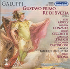 Galuppi: Gustavo I, Re Di Svezia