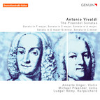 Vivaldi: The Pisendel Sonatas