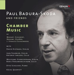 Paul Badura-Skoda & Friends