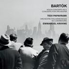 Bartók: Violin Concerto No. 2, Sz. 112 & Concerto for Orchestra, Sz. 116