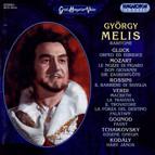 Melis, Gyorgy: Baritone Arias