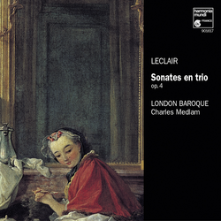 Leclair: Sonates en trio, Op. 4