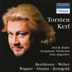 Vocal Recital: Kerl, Torsten - Beethoven / Weber, C. / Wagner / Strauss, R. / Korngold
