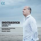 Shostakovich: Symphony No. 6 & String Quartet No. 8 (Arr. A. Stasevich for String Orchestra & Timpani)