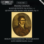 Danzi - Wind Quintets, Vol.3