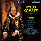 Kovats, Kolos: Verdi Bass Arias