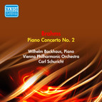 Brahms, J.: Piano Concerto No. 2 (Backhaus) (1952)