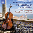Portuguese Music for Cello & Orchestra