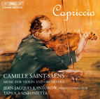 Saint-Saëns - Capriccio for violin and orchestra