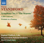 Standford: Symphony No. 1, Cello Concerto & Prelude to a Fantasy