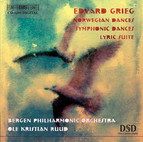 Grieg - Orchestral Dances