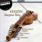 Haydn: Baryton Trios Nos. 45, 97, 109, 113