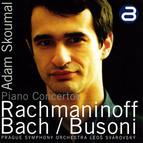 Rachmaninoff - Bach / Busoni: Piano Concertos