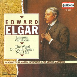 Elgar, E.: Variations On an Original Theme,