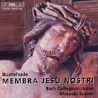 Buxtehude - Membra Jesu nostri