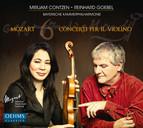 Mozart: 6 Concerti per il violino