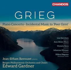 Grieg: Peer Gynt, Op. 23 & Piano Concerto in A Minor, Op. 16