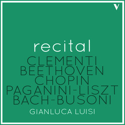 Gianluca Luisi: Recital