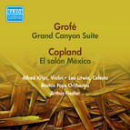 Grofe, F.: Grand Canyon Suite / Copland, A.: El Salon Mexico (Fiedler) (1955)