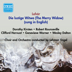 Lehar, F.: Merry Widow (The) [Operetta] (Sung in English) (Highlights) (1952)