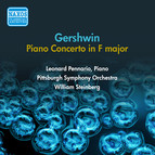 Gershwin, G.: Piano Concerto in F Major (Pennario, Steinberg) (1954)