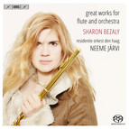 Great Works for Flute and Orchestra
