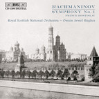 Rachmaninov - Symphony No.1 and Prince Rostislav