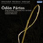 Partos: Viola Concerto No. 1 / Violin Concerto / Shiluvim (Fusions)