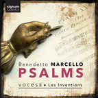Marcello: Psalms (Sung in English)