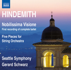 Hindemith: Nobilissima visione