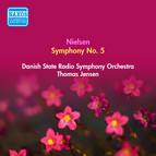 Nielsen, C.: Symphony No. 5 / Maskarade Overture (Jensen) (1954)
