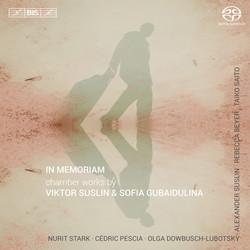 In memoriam – Chamber Music by Viktor Suslin & Sofia Gubaidulina