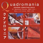 Quadromania: Johann Sebastian Bach (1941-1953)