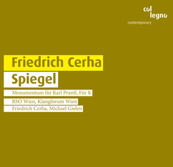 Cerha, F.: Spiegel