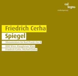 Cerha, F.: Spiegel