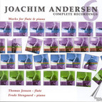 Andersen, J.: Recordings (Complete), Vol. 6 - Works for Flute and Piano