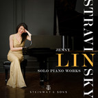 J. Lin: Stravinsky (Solo Piano Works)