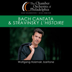 Bach: Cantata - Stravinsky: L'Histoire (Live)