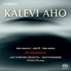 Kalevi Aho – Works for the Oboe