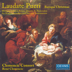Christmas Laudate Pueri - Baroque Christmas