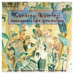 Guarnieri - Symphonies Nos.5 & 6
