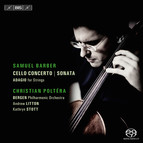 Christian Poltra plays Samuel Barber