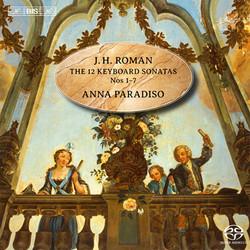 Roman - Solo Cembalo volume 1