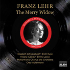 Lehar: The Merry Widow (Schwartzkopf, Kunz, Gedda) (1953)